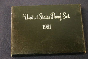 1981 Proof Set